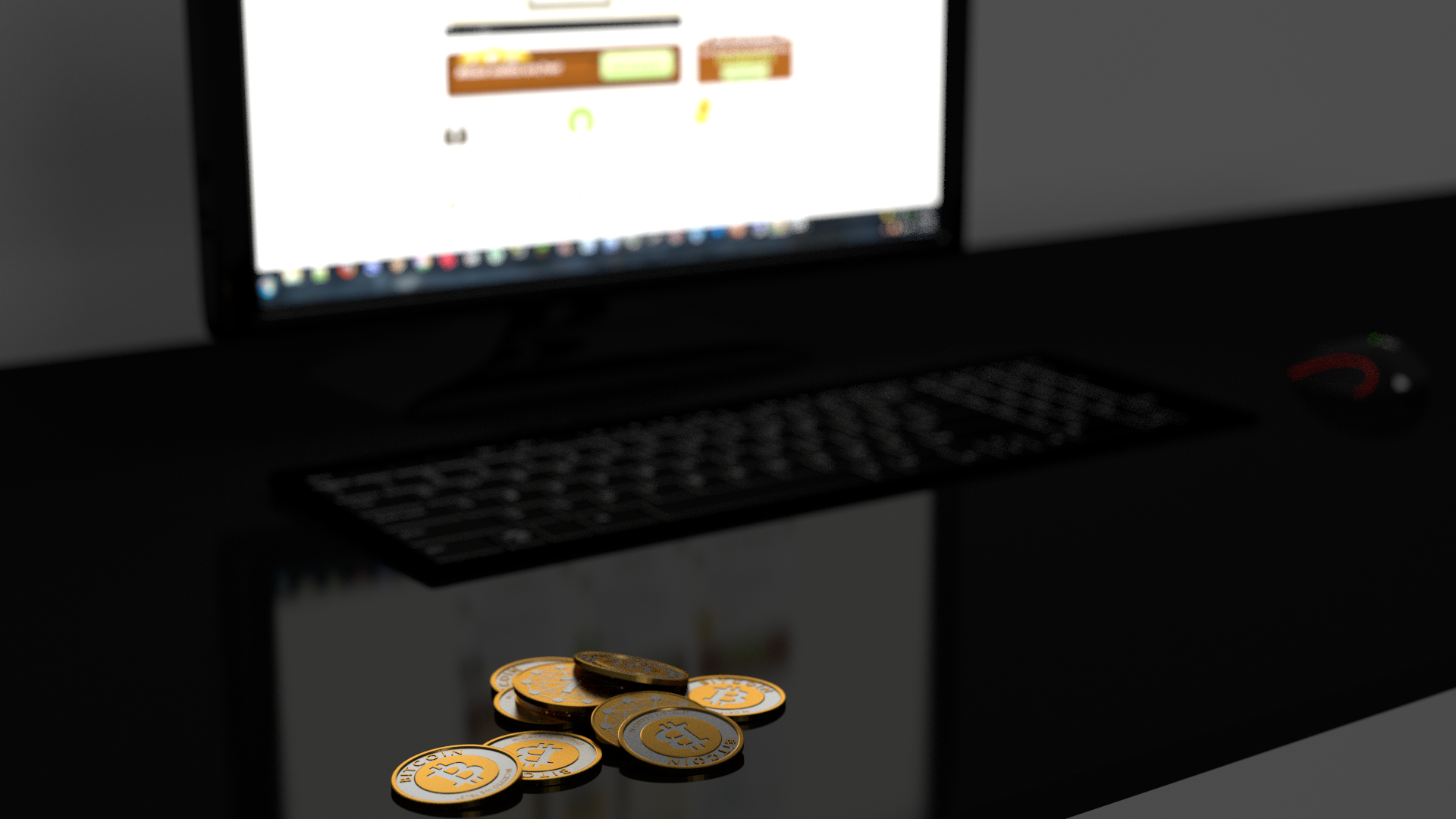 Bitcoin Laptop